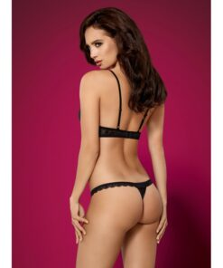 868-SET-1 Ensemble sexy 2 pcs lingerie sensuelle