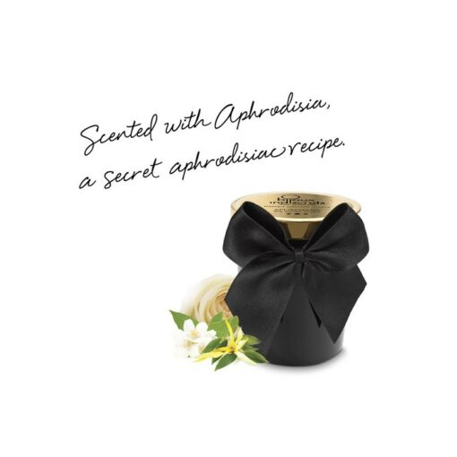 Bougie de massage -parfumée Aphrodisia -Massage érotique -Bougie Massage