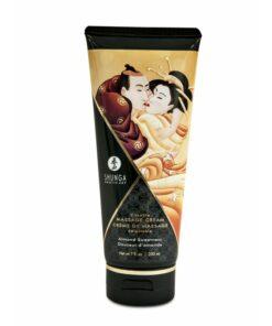 Crème de Massage delectable - Douceur d'amande sensuel