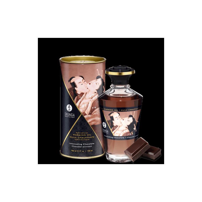huile chauffante aphrodiasiaque -massage érotique- shunga