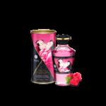Huile chauffante aphrodisiaque - Framboise sensuel