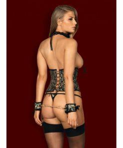 shelle corset sexy guêpière sensuelle lingerie