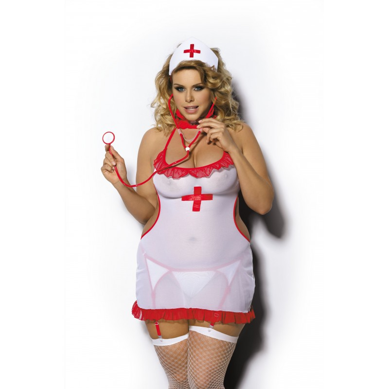 shane medical Costume